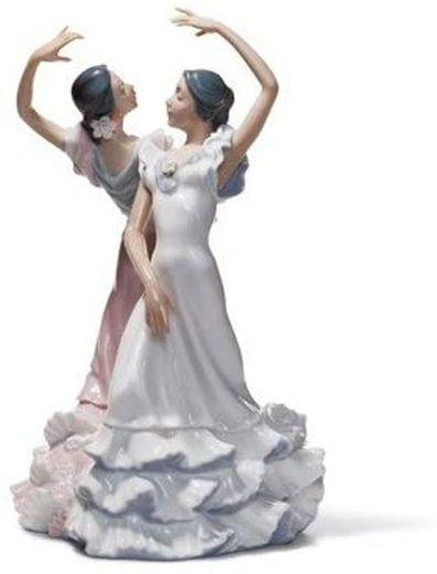 Lladro Porcelain Figurine Ole: Home & Kitchen - Amazon.com