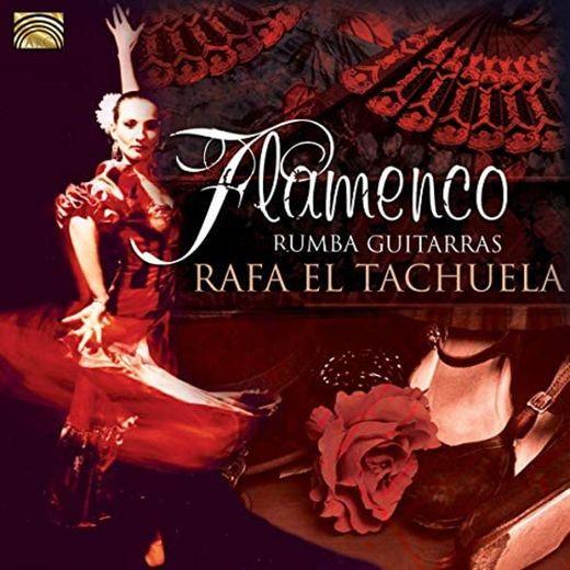 Flamenca Rumba Guitarras Importado  Rafa El Tachuela