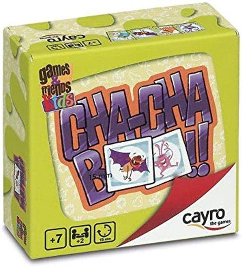 Cayro - Cha Cha Boo - Amazon.es