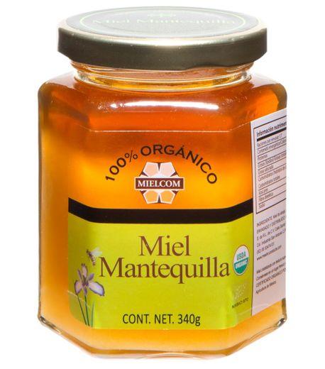 Mielcom Miel Mantequilla, 340 g - El Palacio de Hierro