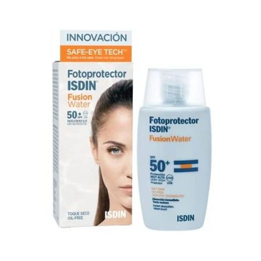 Isdin Fusion Water Fotoprotector Fps50