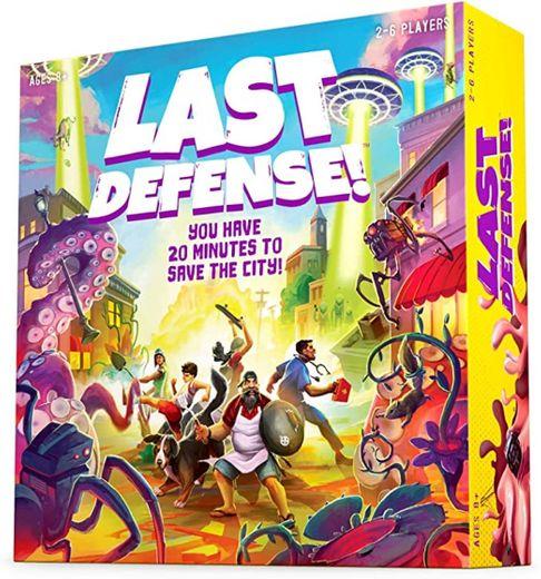 Funko Games Defense Board Multicolour B085WKYSY2 amazon