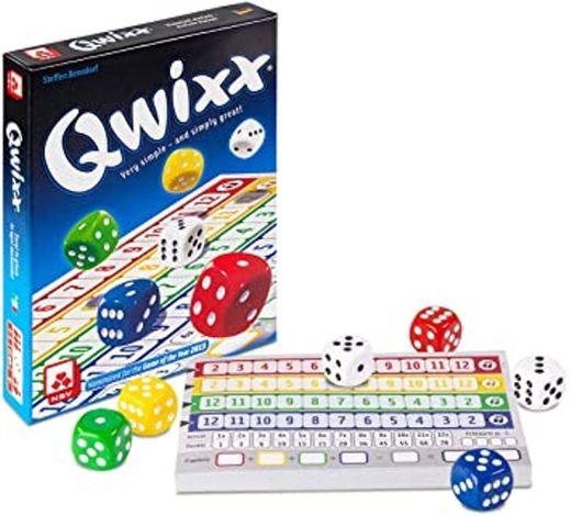 Qwixx 4032 dice game EN B00OUXKDSM amazon