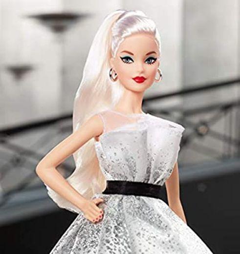 Barbie 60th anniversary doll mattel