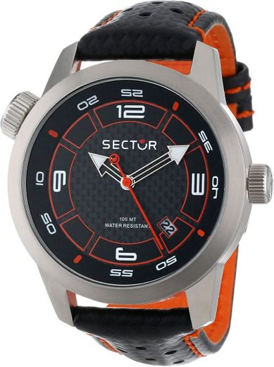 Sector Men's R3251102025 Urban Oversize Analog ... - Amazon.com