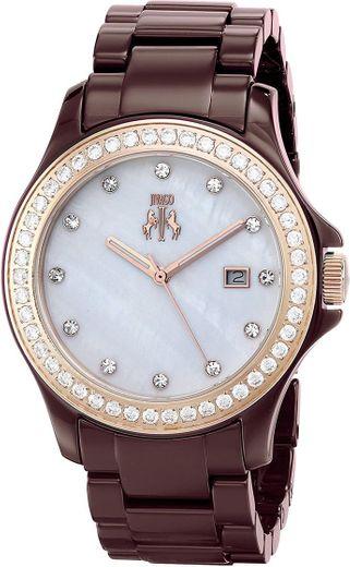 Reloj Jivago para Mujer 38mm, pulsera de Cerámica: Amazon.com.mx