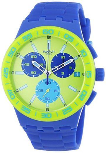Reloj Swatch SUSN404 Blue Rug B00K2R8LWK amazon