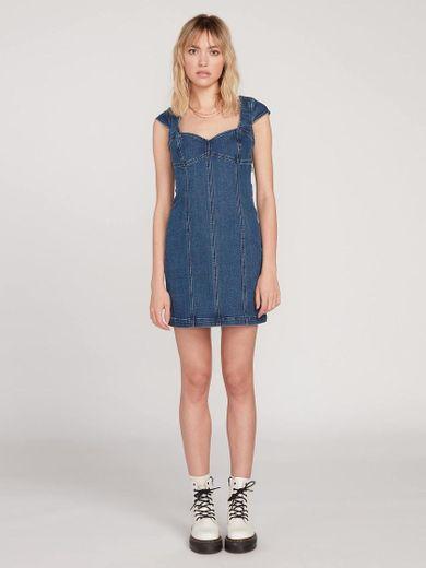 Volcom Women's Not Sweet Dress