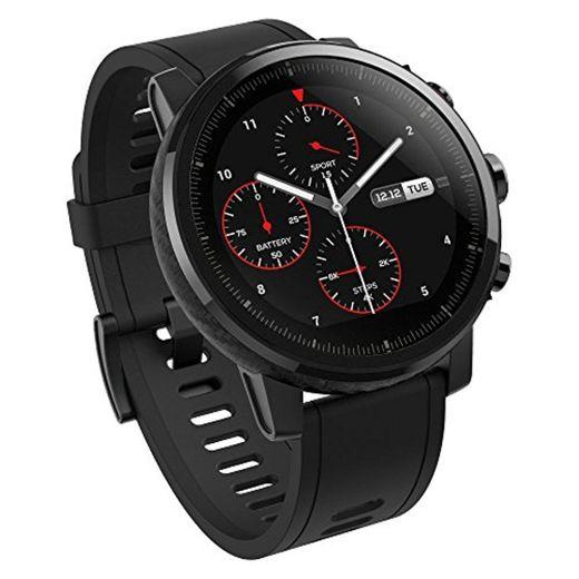 Amazfit Stratos - Smartwatch con GPS y Sensor de frecuencia cardíaca