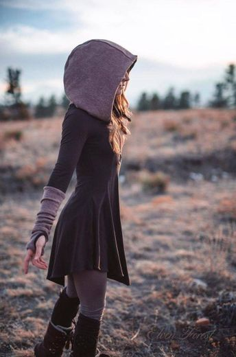 Sweater Warmer Dress