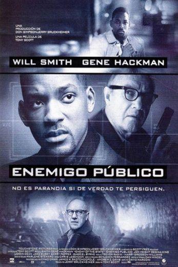 Enemigo Público 1998 (Tráiler)