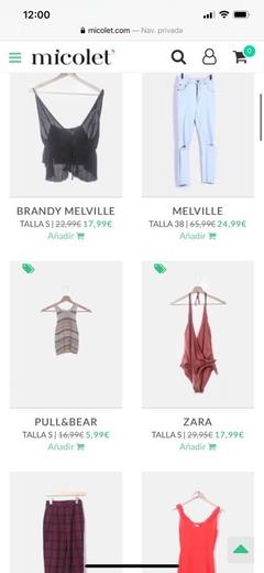 CARLOTA WEBER | Compra su armario a la venta en Micolet.com