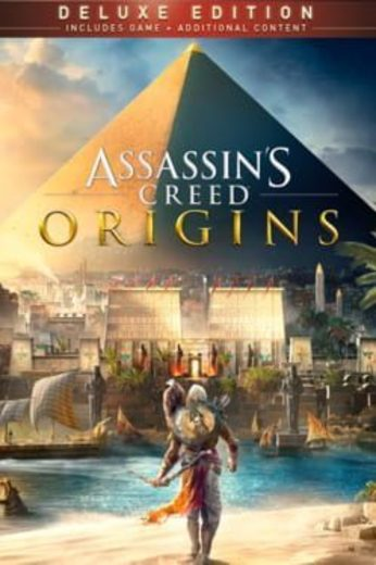 Assassin's Creed: Origins - Deluxe Edition