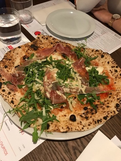 NAP Neapolitan Authentic Pizza