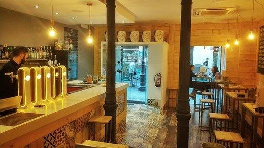 SUKALDEA ATOTXA Restaurante-Bar de pintxos vasco-madrileño