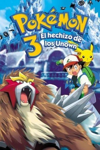 Pokémon 3: The Movie - Spell of the Unown