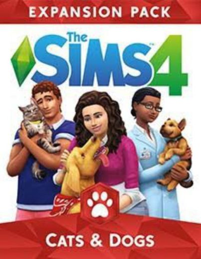 The Sims 4: Cats and Dogs PLUS My First Pet Stuff