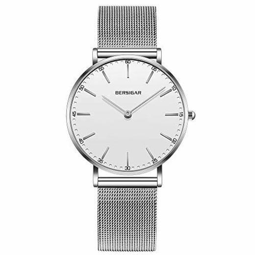 Reloj analógico Mujer de Bersigar