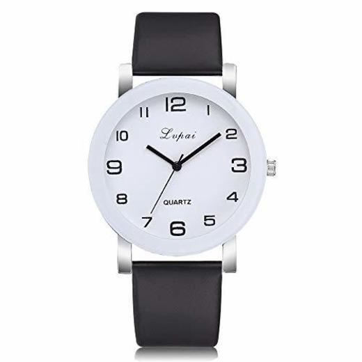 Reloj de pulsera para mujer Ronamick Lvpai de cuarzo casual