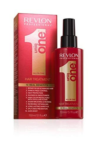 Tratamiento en Spray para Cabello, de Revlon UniqONE,