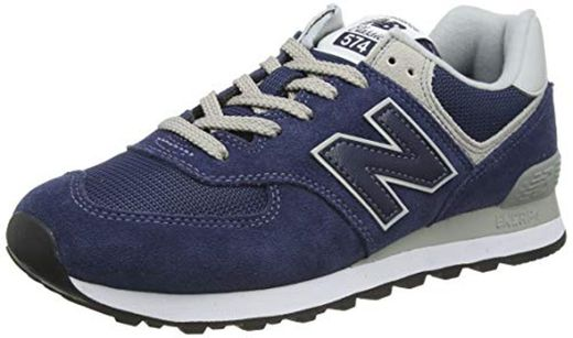 New Balance 574v2-core Trainers, Zapatillas para Hombre, Azul