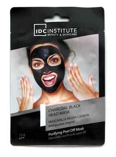 Mascarilla peel off anti puntos negros CHARCOAL BLACK MASK