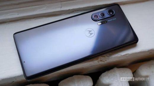 "Motorola Edge - Smartphone 5G, pantalla curva o-notch 90 grados de 6.7"""