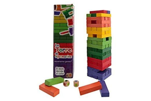 Aquamarine Games - La torre de colores