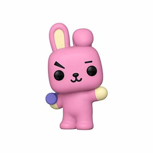 Funko Pop Vinil Animation: BT21-Cooky BT21 Cooky Figura Coleccionable, Multicolor