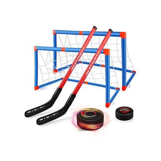 Baztoy Juguete de Hockey Flotante