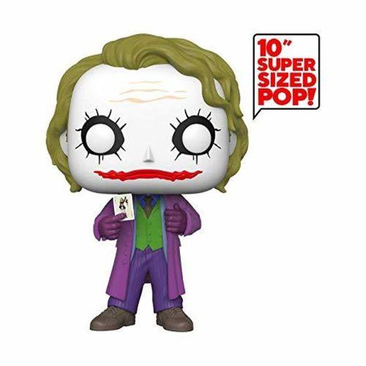 Funko- Pop Movies: DC-10 DC Joker Figura Coleccionable, Multicolor