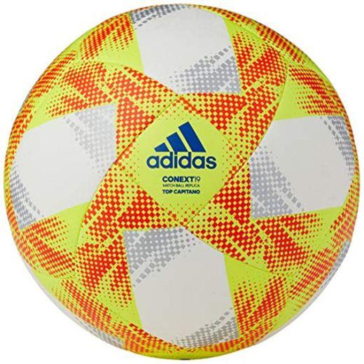 adidas CONEXT19 TCPT Soccer Ball, Hombre, Top
