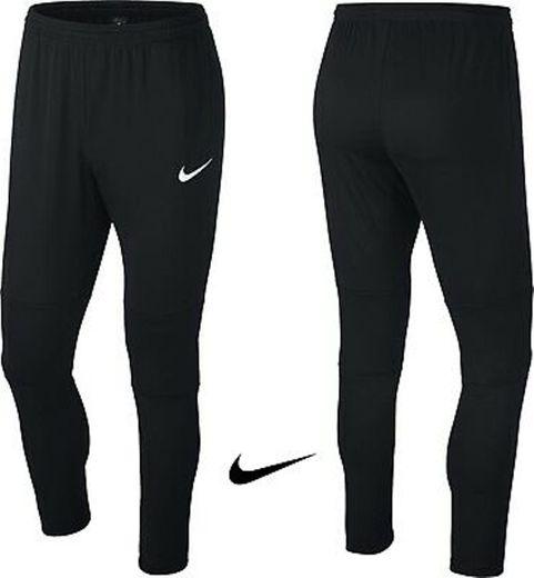 Nike Park18 Knit Pantalónes de Entrenamiento, Hombre, Negro