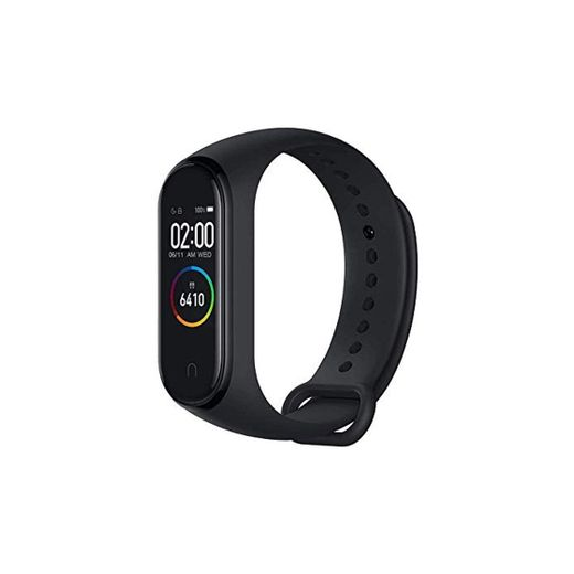 Xiaomi Band 4 Fitness Tracker 0.95 Pulgadas Color AMOLED Pantalla Monitor de