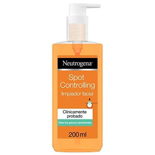 Neutrogena Spot Controlling Acne Limpiador