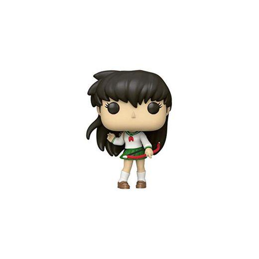 Funko - Pop! Animation: Inuyasha - Kagome Higurashi Figura Coleccionable, Multicolor