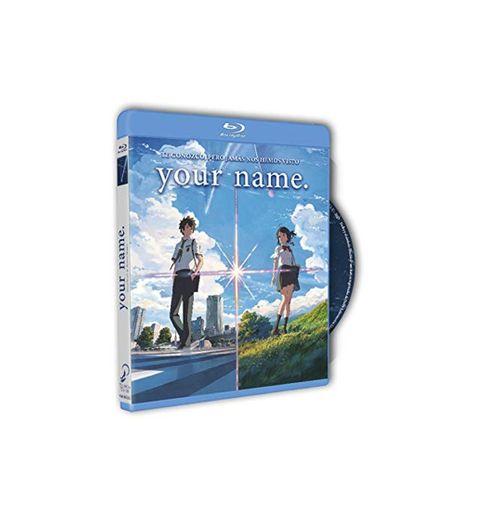 YOUR NAME BLURAY [Blu