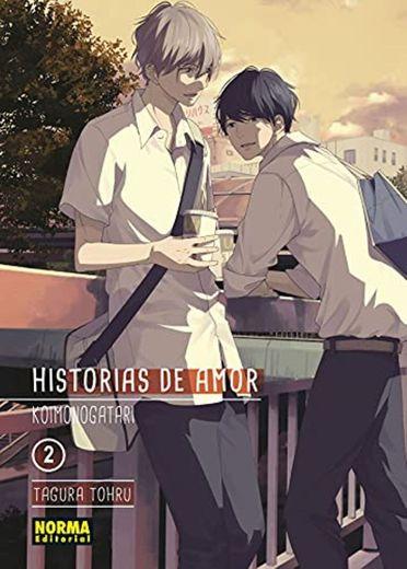 Historias De Amor 02: KOIMONOGATARI 02