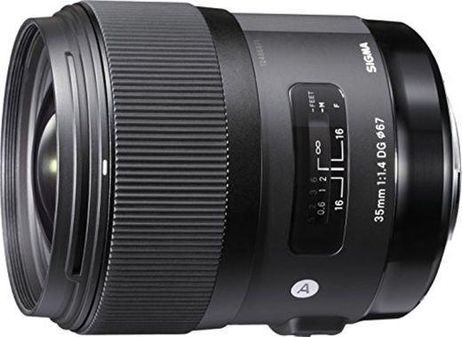 Sigma 35 mm / F 1,4 DG HSM - Objetivo para Canon