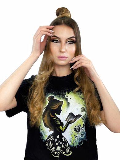 Camiseta Bella y Bestia 🥀