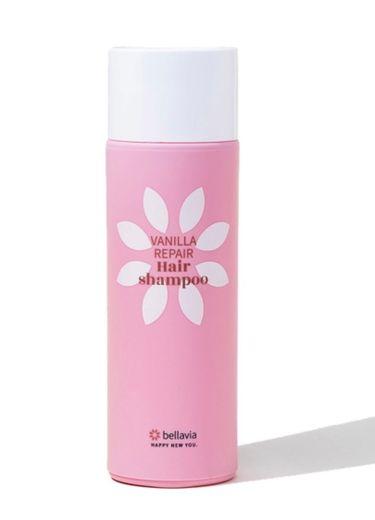 Vanilla Repair Hair shampoo - bellavia.es