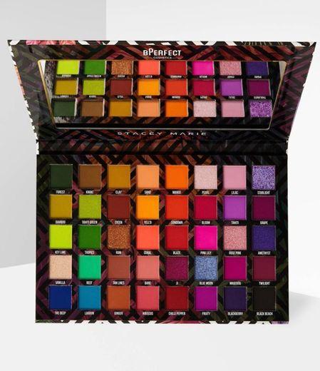 BPerfect x Stacey Marie - Carnival III Love Tahiti Palette