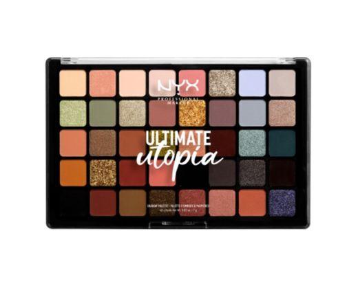 Ultimate Shadow Palette - Utopia - Paleta de sombras de colores
