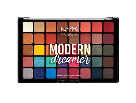 Modern Dreamer Eye Shadow Palette NYX