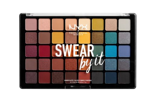 Swear By It Shadow Palette | NYX Professional Makeup