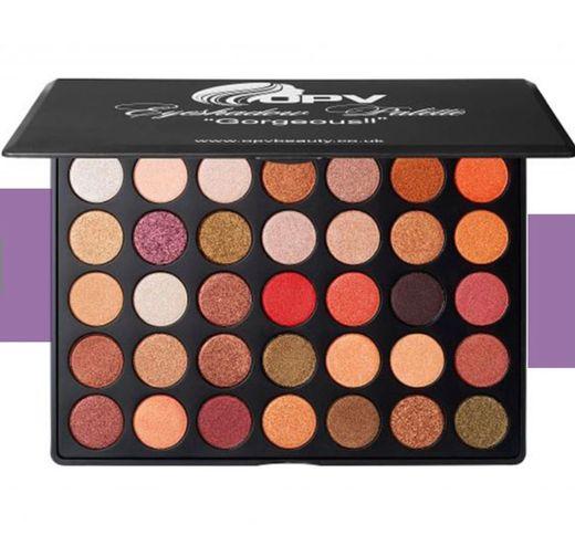 OPV Beauty Paleta de sombras Gorgeous II