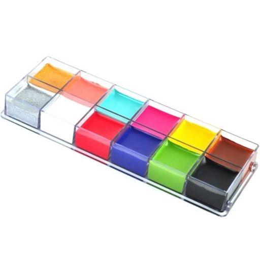 earlyad IMAGIC Pigment Paint Cream Halloween 12 Color ...
