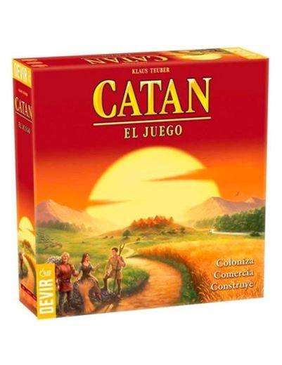Los colonos de Catán - Otro juego de mesa - Fnac