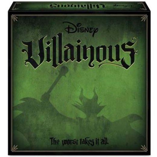 Disney Villainous - Edición castellano - Otro juego de mesa - Fnac