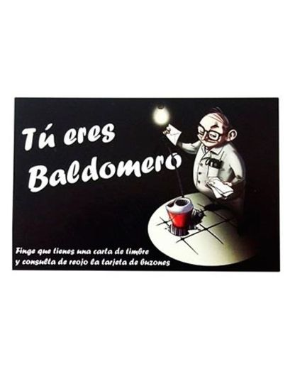 El portero Baldomero - Juego de cartas - Los mejores precios | Fnac
